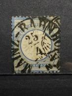 Deutsche Reich Brustschild Mi-Nr. 10  Gestempelt - Germania