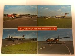 Westerland Sylt Flughafen - Sylt