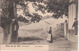 NEUERBURG - DAS BILDCHEN  -  NELS SERIE 500 N° 17 - Germany