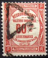 FRANCE                               TAXE 48                          OBLITERE - Taxes