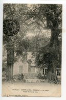 Saint Léon D'Issigeac La Place Vieille Croix - Andere Gemeenten