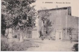 Bx - Cpa GARGAS (Vaucluse) - Hameau Des Serres - Other Municipalities