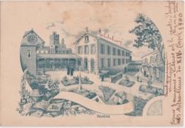 Bx - Cpa Illustrée VALREAS (centre D'instruction Des Mitrailleurs) - Valreas