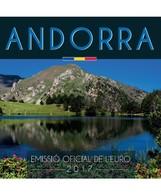 Andorre 2017 : Coffret BU Des 8 Pièces - Disponible En France - Andorra
