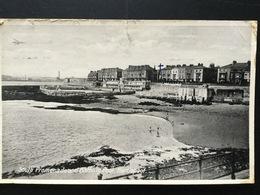 CPA Carte Photo De Septembre 1930 South Promenade And Bathing Pool Hartlepool - Durham
