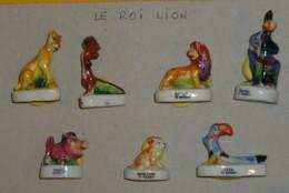 FEVE Serie LE ROI LION - Dessins Animés