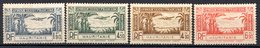 MAURITANIE (Colonie Française) - 1940 - P.A. - N° 1 à 5 - (Légende : MAURITANIE) - Nuovi
