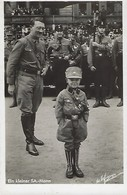 Drittes Reich   -  Der Kleine SA-Mann - Photo-Karte - Guerre 1939-45