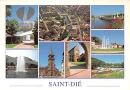 88  SAINT DIE Divers Vues  2 (scan Recto Verso)MF2771TER - Saint Die