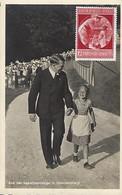 Drittes Reich   -  Aus Der Besuchermenge In Obersalzberg - Guerre 1939-45