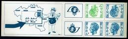 Belgie - Postzegelboekje 1973 - B 10 - Markenheftchen 1953-....