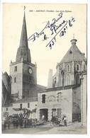 AIZENAY - Les Deux Eglises - Aizenay