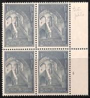 [814247]TB//**/Mnh-BELGIQUE 1965 - N° 1334-pl4, Abbaye D'Affligem, Très Pâle, Religion, BD4, N° De Planche - 1961-1970