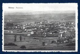 Halanzy (Aubange). Panorama Avec L'église Saint-Rémy - Aubange