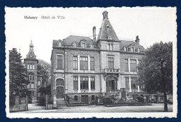 Halanzy (Aubange). L'ancien Hôtel De Ville Et Le Monument Aux Morts (1914-18) - Aubange