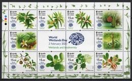 Sri Lanka (2020) - MS -   /  Flowers - Blooms - Fleurs - Blumen - Fiori - Flores - Plants - Biodiversity - Végétaux
