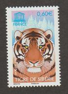 """Service  - 2006  -  N°134 -   UNESCO    """" Tigre De Sibérie """"    - Neuf  Sans Charnière - - Ungebraucht"""