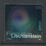 Liechtenstein 2009 Europa Space & Astronomy FU - Used Stamps