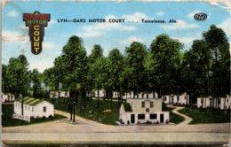 Alabama Tuscaloosa Lyn-Oaks Motor Court - Tuscaloosa