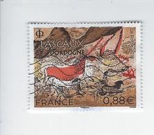 Série Artistique Lascaux IV 5318 Oblitéré 2019 - Oblitérés
