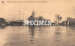 Pavillon Royal Yacht Club Et Motorboat Club De Flandres - Langerbrugge - Evergem