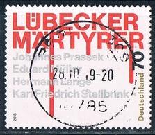 2018  Lübecker Märtyrer - Gebraucht