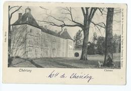 3341 - Château De CHERISEY 1905 Montigny Lès Metz Chateau De La Flotte Poncé-sur-le-Loir De Clermont Gallerande - France