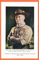 VARA015 Scoutisme First Lord BADEN-POWELL Of GILWELL 1857-1941 Founder Of The BOY SCOUT And GIRL GUIDE Mouvement - Scoutisme