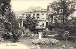 Cp Montreux Kanton Waadt, Villa Florentine - VD Vaud
