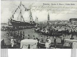 Venezia - Bacino S. Marco -Corteo Reale - Venezia (Venedig)