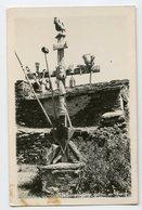 38 LA TRONCHE ISERE CROIX Garnie Folk Art Populaire Religion Hourlier Bouquéron - La Tronche