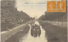 ~  JP  ~  88   ~     NOMEXY      ~     Le Canal De L 'est   ~ - Nomexy