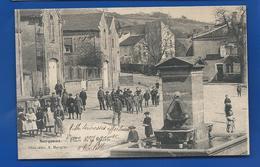 SERQUEUX    Place De La Mairie    Animées - France