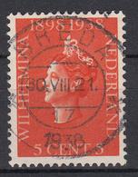 NEDERLAND - Michel - 1938 - Nr 319 - Gest/Obl/Us - 1891-1948 (Wilhelmine)