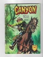 Ancien Petit Format   CANYON    N° 27  DE 1970 - Small Size