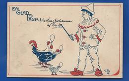 Pierrot Magicien       Illustrateur: Ette   écrite En 1905 - Andere Illustrators
