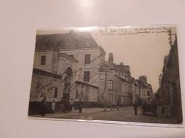 BERGUES CASERNE LECLAIRE  CASERNE THEMINES PORTE DE BIERNE écrite 1915 VOIR Photo - Bergues
