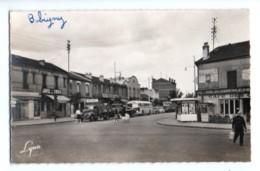 (93) 398, Bobigny, Abeille-Cartes 473, Les 6 Routes, Bus Camion Commerce - Bobigny