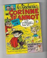 LES VACHERIES DE CORINNE ET JEANNOT  N° 5 DE 1979 - Small Size