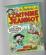 LES VACHERIES DE CORINNE ET JEANNOT  N° 13  DE 1980 - Small Size