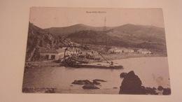 ALGERIE ECRITE VOYAGEE  MARSA BENI HAOUA 1911 - Otras Ciudades