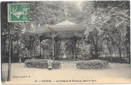 NEVERS : LE KIOSQUE DE MUSIQUE - Nevers