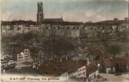 Fribourg - FR Freiburg