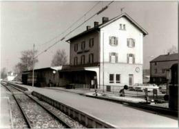 Krumbach - Bahnhof - Krumbach