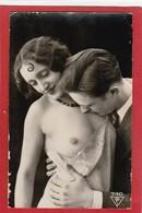CPA: Nu Féminin - Carte érotique (740) Voir état - Nus Adultes (< 1960)