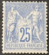 Sage N° 78 Neuf * Gomme D'Origine à 12,5% De La Cote  TB - 1876-1898 Sage (Type II)