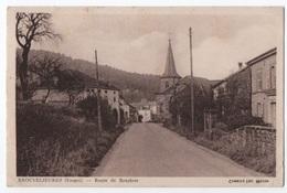 BROUVELIEURES  Route De BRUYERES - Brouvelieures