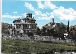 Breno (Brescia). Villa Gheza E Il Castello. - Brescia