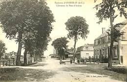 CPA - France - (62) Pas De Calais - Ardres - L'Avenue De Pont-Ardres - Ardres
