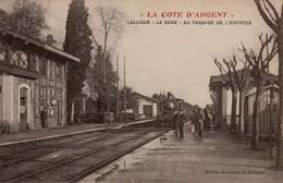 Laluque  - La Gare - France